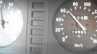 видео ВАЗ 21074 инжектор разгоняется до 150 км/ч за 47 секунд