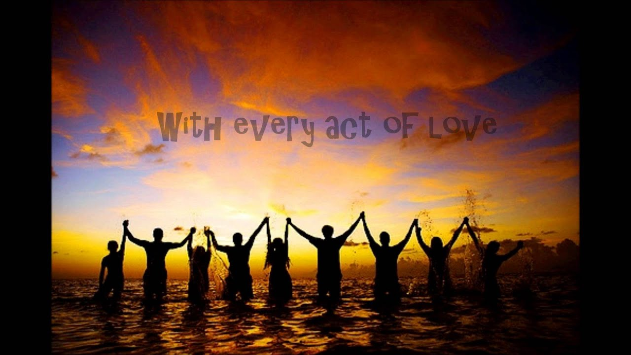 With Every Act Of Love By Jason Gray Youtube