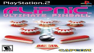 Flipnic Ultimate Pinball PS2 Gameplay