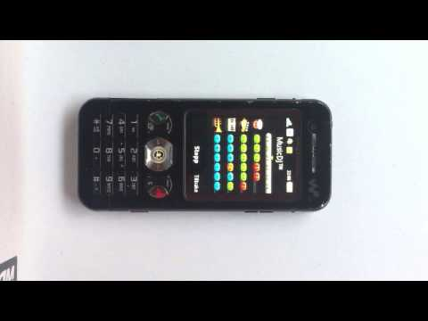 My Sony Ericsson-MusicDJ song