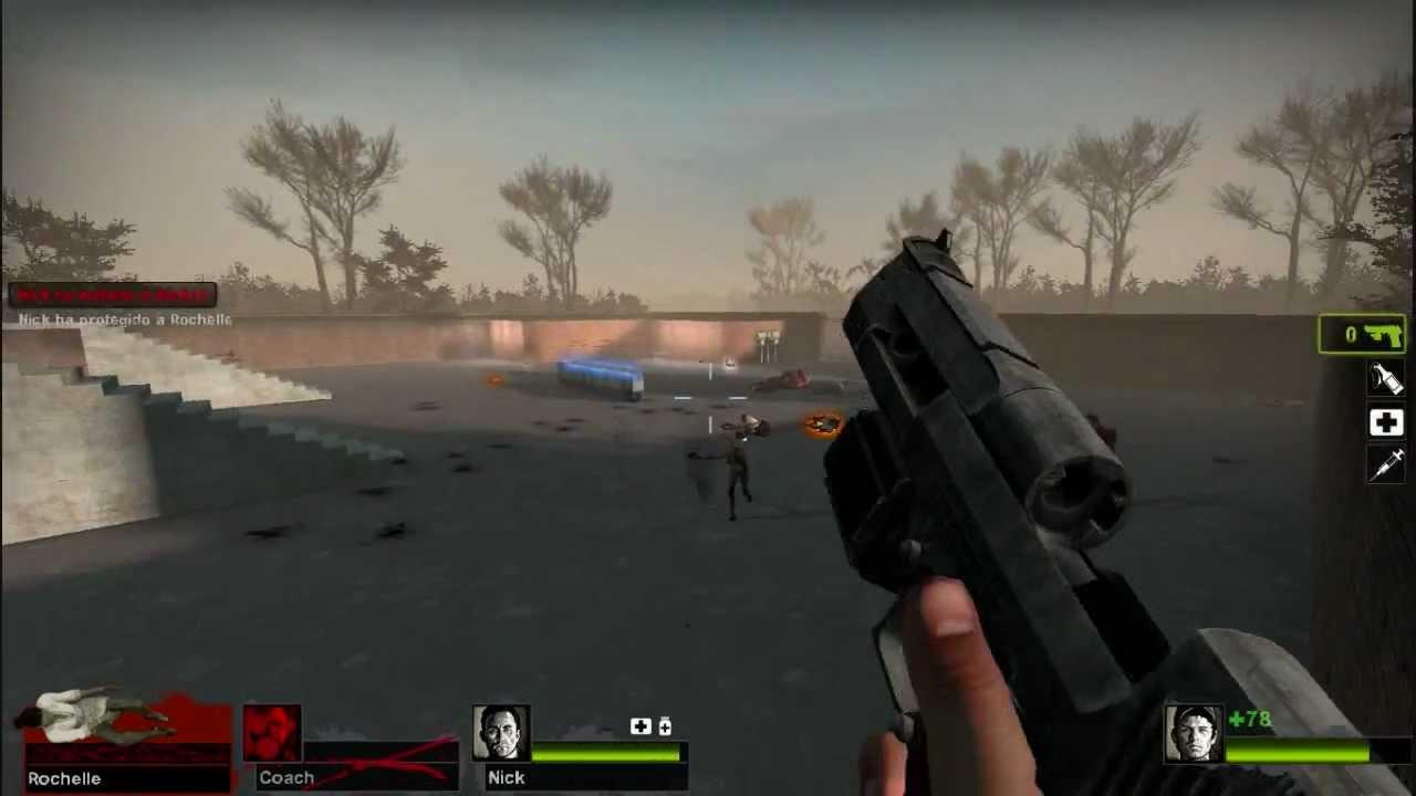 Left 4 Dead 2/Special Spawner Trainer