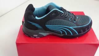 PUMA Fuse Motion Blue - dámska pracovná obuv S1 64.282.0 34d094d4e9