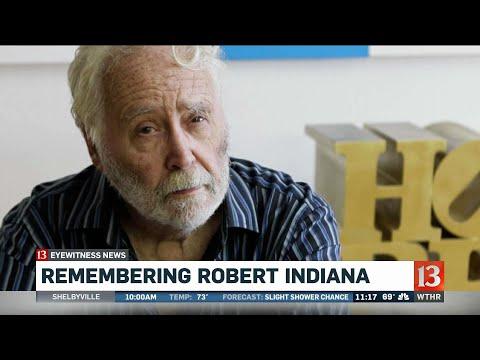 LOVE Artist Robert Indiana Dies