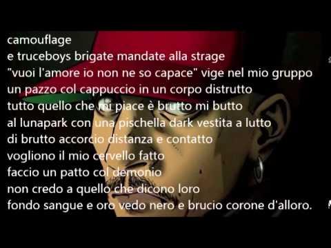 Noyz Narcos - Only - Falchi della Notte (testo)