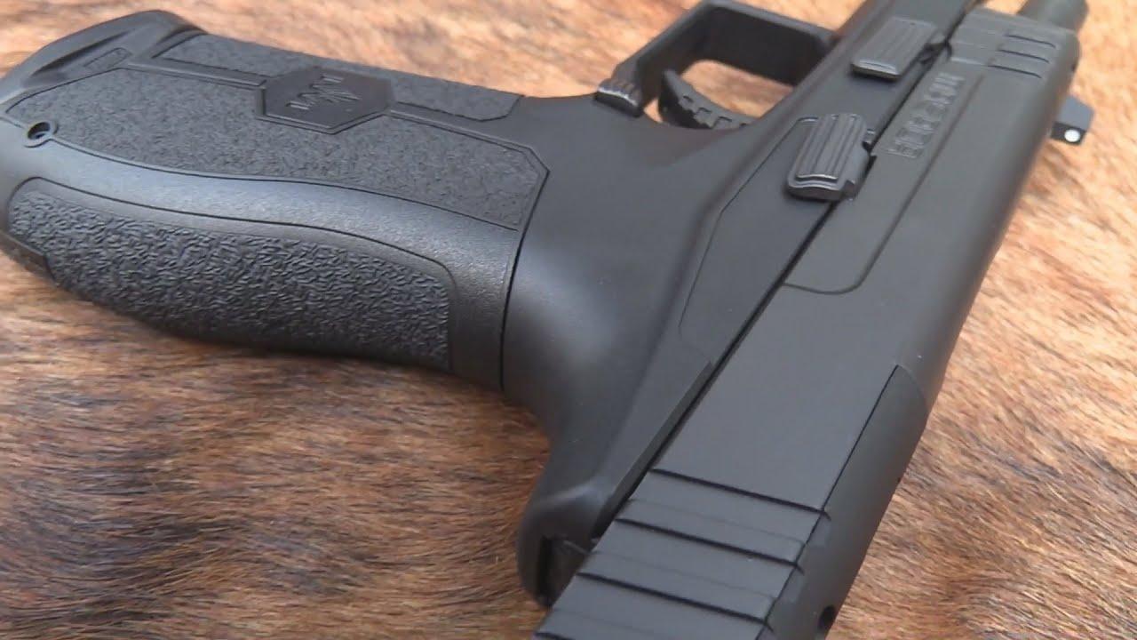 Iwi Us Inc Masada 9mm 4 Black Optic Ready 17 1 M9orp17 Buds Gun Shop