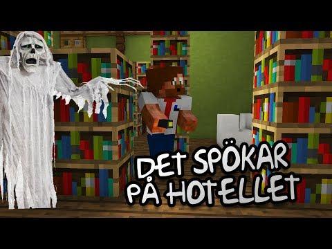 DET SPÖKAR PÅ HOTELLET 👻
