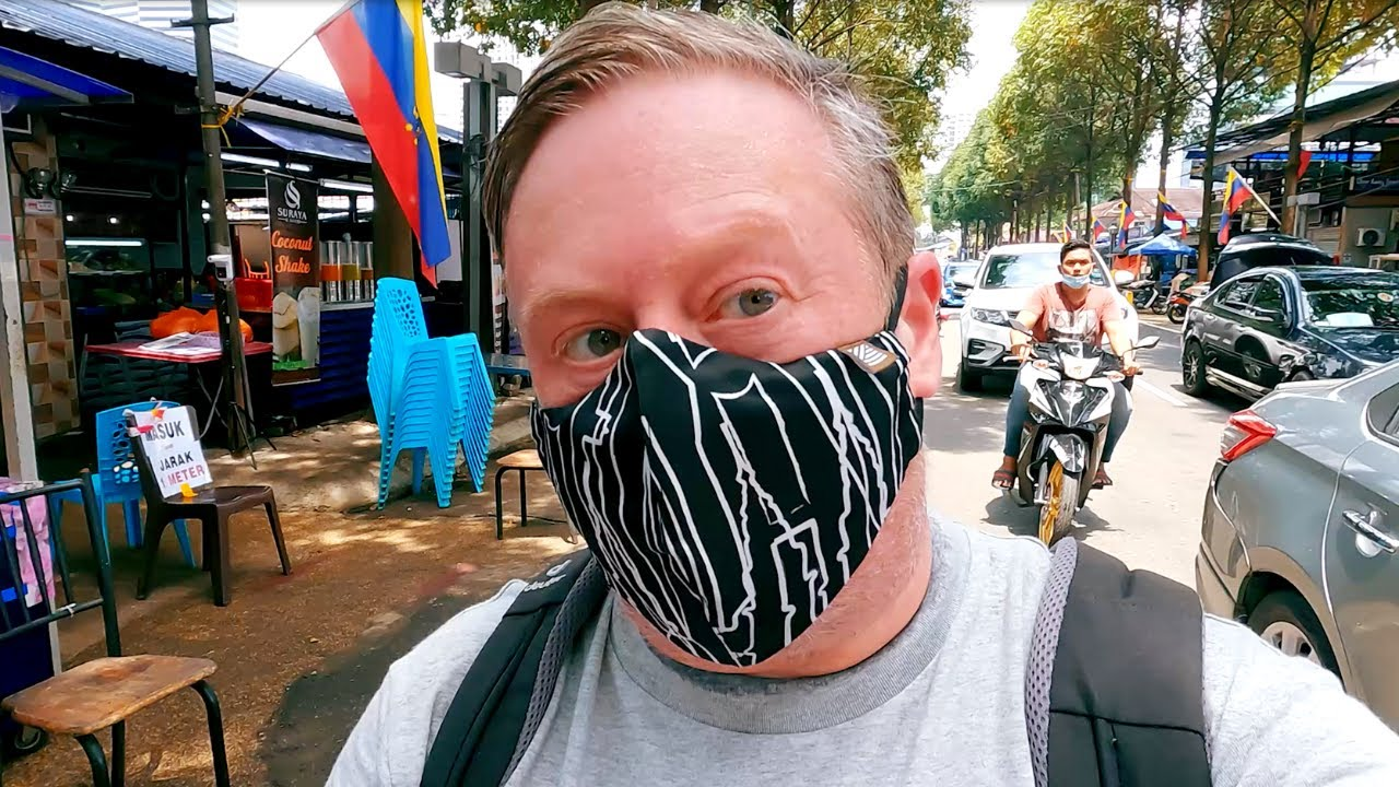Searching for the Best Nasi Lemak in Kuala Lumpur, Malaysia
