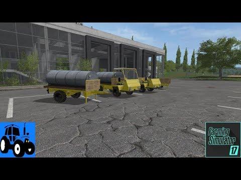 Let's Play Farming Simulator 2017 Norsk Søndag's Mods Episode 44