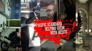 FreightTrain What Tha fuudge. response vid: PACIFIC STANDARD HEIST how to spawn helicopter.