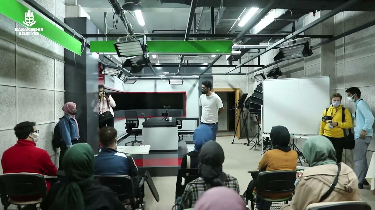 İbn Haldun Üniversitesi'nin yeni öğrencileri için ilçemizde keyifli bir gezi düzenledik.