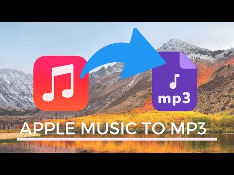 How to Convert Apple Music to MP3 on macOS High Sierra 10.13 Easily with Sidify