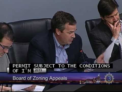 09/05/13 Board of Zoning Appeals Meeting
