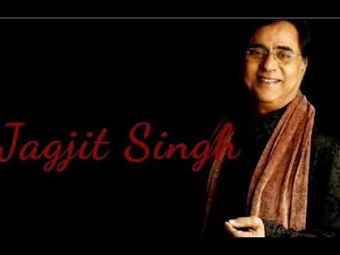 Dard ke phool bhi khilte hai bikhar jate hai by Jagjit Singh