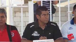 3ra Division Promocional Amateur - Liga Mayor de Baja California - Jornada 1 -  2014