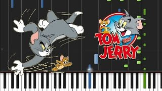 Piano Theme from Tom and Jerry