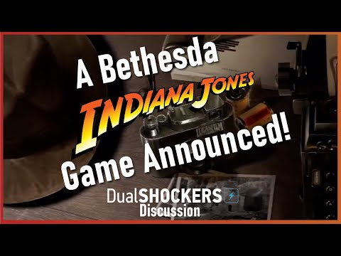 Bethesda Making an Indiana Jones Game! - Dualshockers Discussion