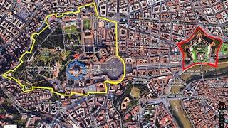 Рим-Ватикан. Крепости-Звезды. Символы