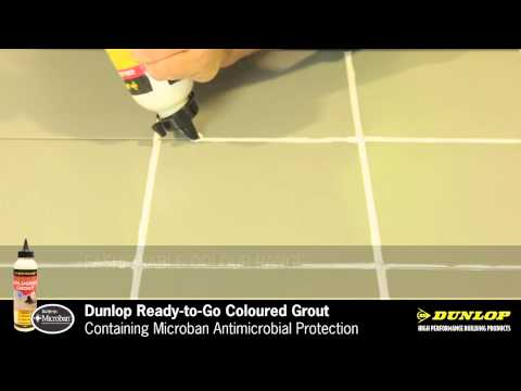 Dunlop Ready-to-Go Coloured Grout