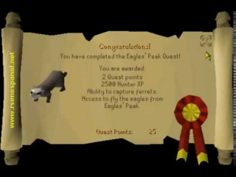 Osrs Quest Eagles Peak 2020 Youtube Photos, address, and phone number, opening hours, photos, and user reviews on yandex.maps. youtube