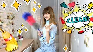 CLEAN WITH ME - mój pokój ❤ CookieMint