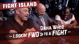 Dana White: Lookin' FWD to a Fight - Return to Fight Island Ep. 2