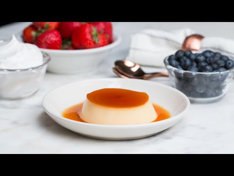 One Top Creme Caramel