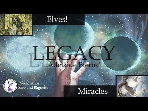 AE: Legacy 2017 Feb (Round 1 of 5) – Elves! vs. Miracles