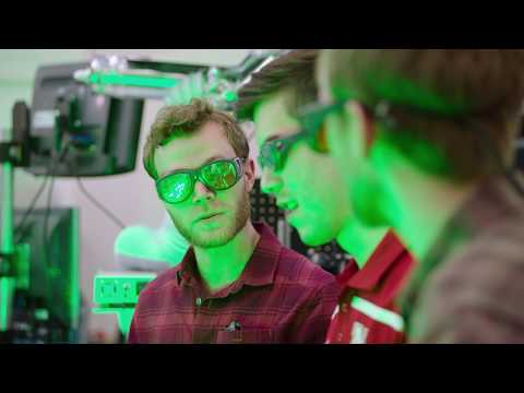 Inside Nebraska's cutting-edge laser lab: LiveBIG 2019-20