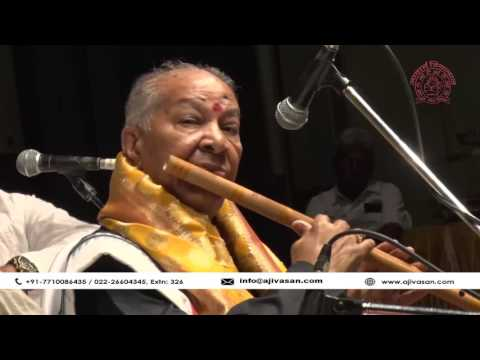 Pandit Hariprasad Chaurasia | Indian Classical Flautist | Flute Played |The Legends 2017 | Ajivasan