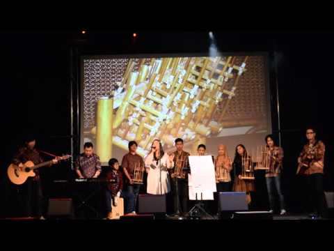 Tanah Air – Ibu Sud (LIVE Angklung Cover by Indonesian Society in Coventry, UK)