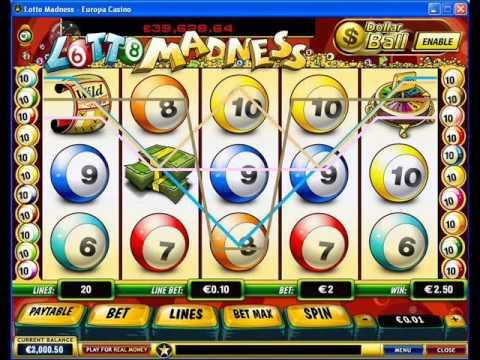 Gigantescos bonos de Tragaperras en Europa Casino