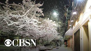 Arctic blast could bring record low temperatures