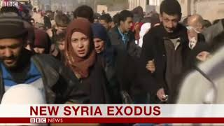 2018 march 17 BBC One minute World News