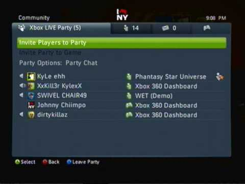 Megan Fox Gets P*ssed On By......?!??!??!?!?!?!? Xbox Live Party Spoof