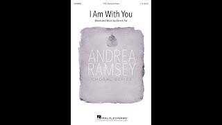 I Am With You (TTB Choir) - by Derrick Fox