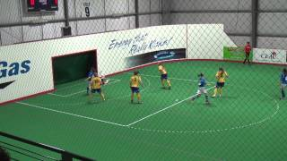 2013 Emonton Mini World Cup (Womens) / Italy (4) vs Ukraine (2)  Italy Goal By #16