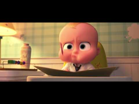 The Boss Baby | Official HD TV Spot | Undercover 30"