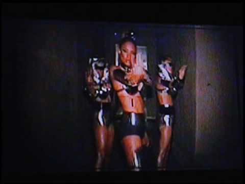 Ciara Go Girl Video Behind The Scenes Part 2