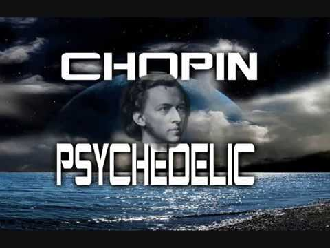 Chopin Psychedelic Musical Mix 2016 Electronica New York, Paris,London, Piano Chill.Magic.New