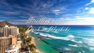 Na Leo  - Strolling On The Beach At Waikiki
