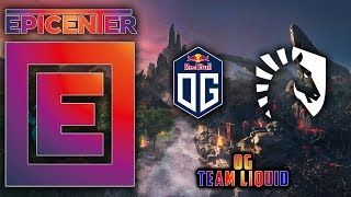 OG vs Liquid | EPICENTER Major 2019