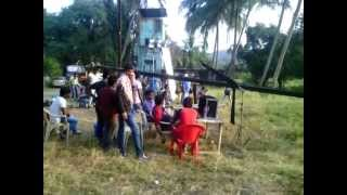 On Location  Bhojpuri Movie   Bahurani I Bhojpuri Film Shooting Leaked