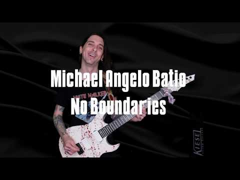 Solo Challenge X - No Boundaries - Michael Angelo Batio