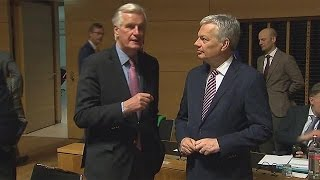 ЕС упирает на своё единство в отношении выхода Британии