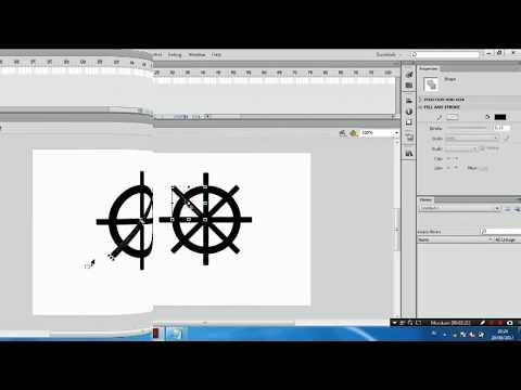 Cover Lagu Cara Membuat Movie Clip Loading Menggunakan Adobe Flash CS6 STAFABAND