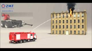 Коробка отбора мощности МП77-2220010-41(-46)(Коробка отбора мощности МП77-2220010-41(-46) на шасси КАМАЗ в составе пожарной машины., 2014-11-24T13:09:07.000Z)