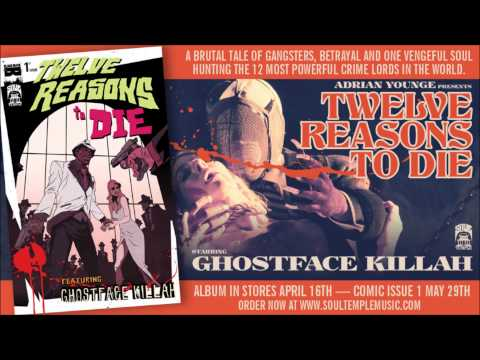 "Ghostface Killah & Adrian Younge - ""The Sure Shot (Parts One & Two)"""