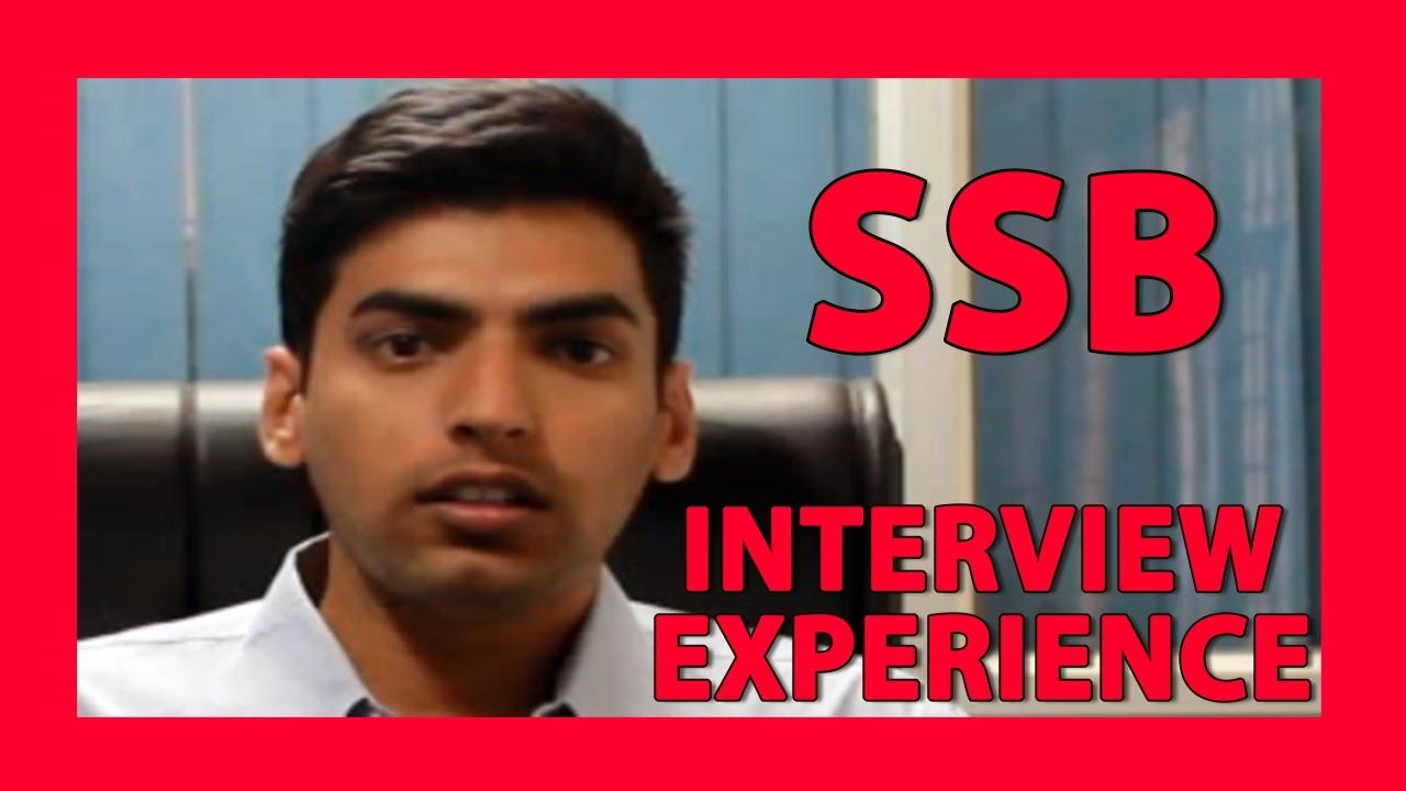 Pdf ssb interview lets crack