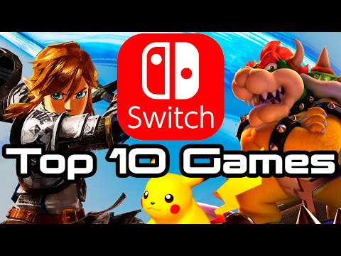 10 Best Upcoming Nintendo Switch Games!