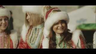 Свадьба в татаро-монгольском стиле.
